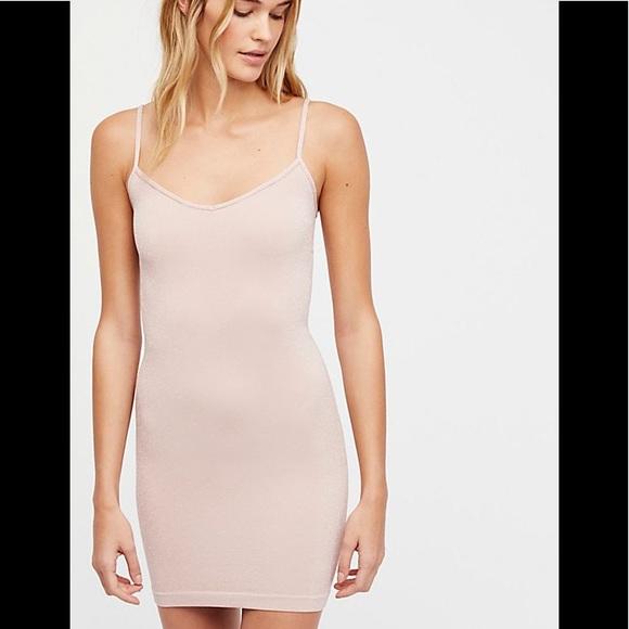 d1e7c97f197c Free People Dresses & Skirts - Free People Intimately Seamless Slip Dress  SALE
